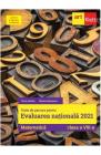 Matematica Clasa 8 Teste de parcurs pentru Evaluarea Nationala 2021 Fl
