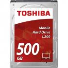 Hard disk laptop L200 500GB SATA 5400RPM 128MB