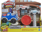 Set joaca Play Doh Wheels Tow Truck