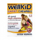 Multivitamine masticabile wellkid smart 30cpr VITA BIOTICS