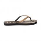 lapi femei Pepe Jeans negri cu auriu cu logo 3191DSL70087AU
