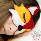 Masca de dormit Vulpe