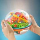 Jocul mintii Minge cu Labirint 3D