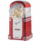 Aparat pentru popcorn Ariete 2954 putere 1100 W 60 gr design retro ros