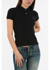 Pique Skinny Fit 2 Button Polo