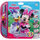 Set pentru Desen 5 in 1 Gigablock Minnie