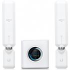 Ubiquiti AmpliFi HD High Density Home Wi Fi System with 1x HD Mesh Rou