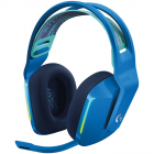 LOGITECH G733 LIGHTSPEED Wireless RGB Gaming Headset BLUE 2 4GHZ EMEA