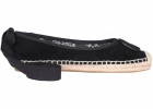 Suede Minnie Espadrilles In Black 78791006