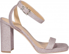 Angela Sandals In Pink 40S1ANHS1DSOFTPINK