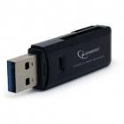 Card Reader UHB CR3 01 USB 3 0 Negru