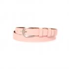 CUREA FEMEI LUCA DI GIOIA roz din piele 21dcu251908lro