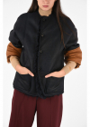 Reversible Shearling Jacket with Pocket