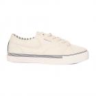 Pantofi sport b rba i GANT albi din material textil 1741BPS638628A