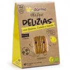 Biscuiti din Ovaz cu Quinoa Scortisoara si Lamaie Bio 45 grame