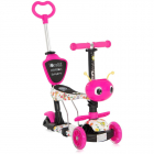 Trotineta pentru copii Smart Plus Pink Butterfly