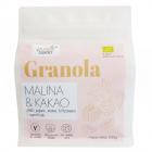 Granola cu Zmeura si Cacao Bio 200g PURE SWEET