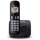 Telefon KX TGC210FXB DECT 1 6 inch LCD negru