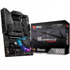 MSI MPG B550 GAMING PLUS ATX AMD AM4 socket 1x PCI E 4 0 3 0 x16 1x PC