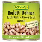 Fasole Borlotti Bio in Doza 400 Grame