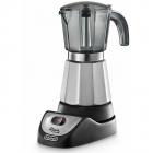 Cafetier electric Delonghi EMK4B Alicia capacitate 2 sau 4 ce ti