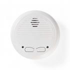Detector de fum Nedis interconectabil alb