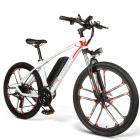 Bicicleta Electrica Mountain Bike cu motor 350W roti 26 inch baterie 8