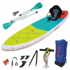 Set placa gonflabila Paddelboard SUP surf gonflabila Kayak 320 cm x 84