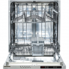 Masina de spalat vase HDW BI6005IE 12 seturi 5 programe Clasa E Inox
