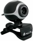 Camera web 5 0 megapixeli negru NGS