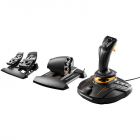 Joystick T 16000M Flight Pack USB Black