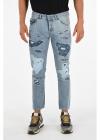 BLACK GOLD 17cm Vintage Effect TYPE 2813 Jeans