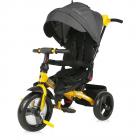 Tricicleta JAGUAR EVA Wheels 10050292101 1 3ani Black Yellow