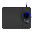 Mouse pad NGS Cruise Kit functie incarcare wireless 10W negru