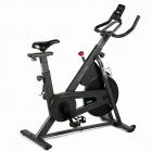 PACHET PROMO Bicicleta fitness OVICX Q100C Spinning bike CADOU Casti a