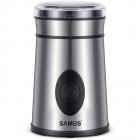 Rasnita cafea Coffino Putere 200W Capacitate 60g Inox