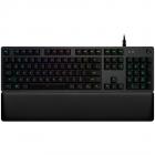 LOGITECH G513 CARBON LIGHTSYNC RGB Mechanical Gaming Keyboard GX Brown