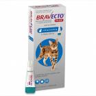 Bravecto Plus Spot On 250 mg pisici 2 8 6 25kg