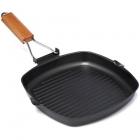 Tigaie grill Delis Heinner VN SYN XB01 24cm