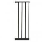 Extensie Poarta de Siguranta Metal Negru 28 cm
