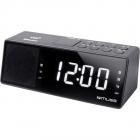 Radio cu ceas M 172 BT Bluetooth Black