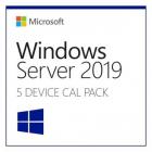 Microsoft Windows 2019 Server Engleza 5 CAL Device