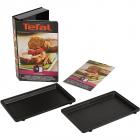 Plac de g tit deta abil Tefal XA800912 Snack Collection Club Toast fra