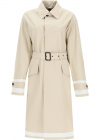 Luke Trench Coat In Organic Cotton 603052 SPN05