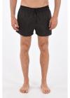 drawstring waist swim shorts