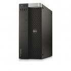 Workstation DELL Precision T5810 Tower Intel 6 Core Xeon E5 1650 v4 3