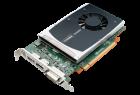 Placa video NVIDIA QUADRO 2000 1024 MB DDR5 128 bit PCI E 16X DVI D 2