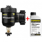 Filtru Anti Magnetita Fluid Protector TF1 Compact 22mm Negru