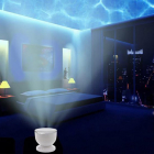 Proiector tavan led cu boxa Speaker Ocean