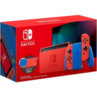 Consola Switch Mario Red Blue Edition
